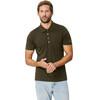 super.natural Comfort t-shirt Heren bruin